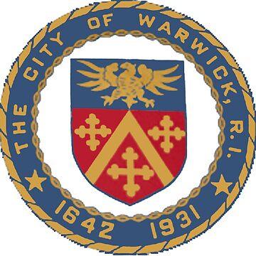 Ciudad de Warwick de cjackvony