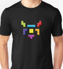 TETRIS MASK T-Shirt
