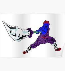 Shaolin-Bot Poster