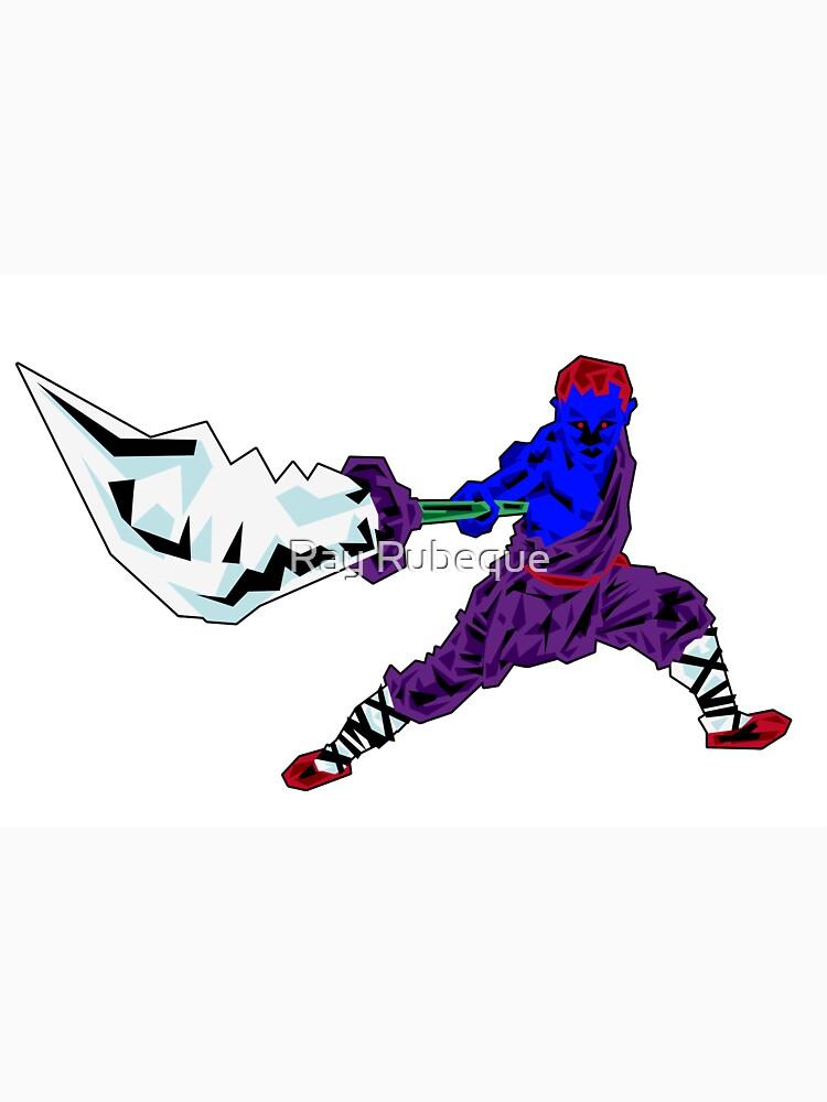 Shaolin-Bot by Rektozhan