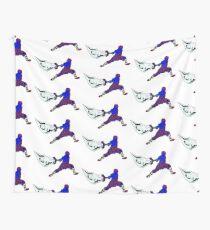 Shaolin-Bot Wandbehang