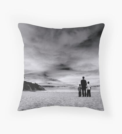 That's awesome dad! Throw Pillow