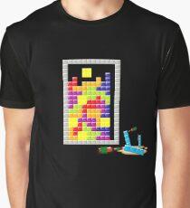 TETRIS BEER Graphic T-Shirt