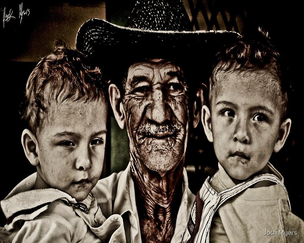 Grandpa by Josh Myers