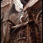 Gothic Photography Series 163 by Ian Sokoliwski