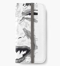 Smile iPhone Flip-Case/Hülle/Skin