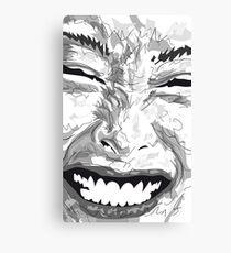 Smile Leinwanddruck