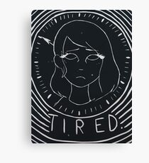 Insomniac Canvas Print