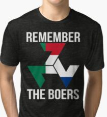 Boer Genocide Awareness Tri-blend T-Shirt