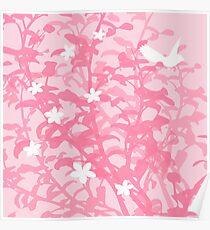 Sakura Cherry Blossoms Poster