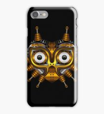 Steampunk Mask iPhone Case/Skin