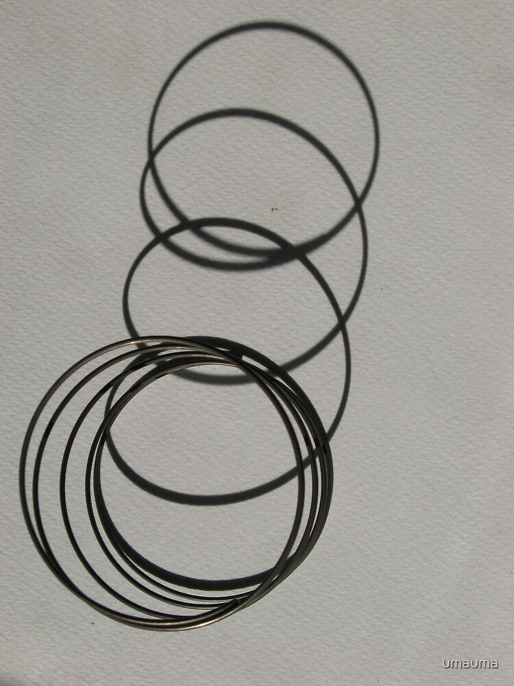 circle of shadows by umauma