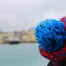 Bobble Hat on a boat by mdench