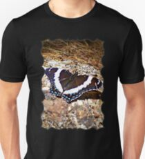 White Admiral Butterfly Unisex T-Shirt