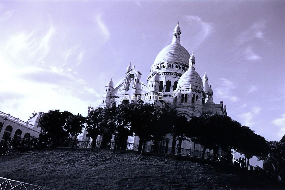 Sacre Coeur 2001 by berndt2