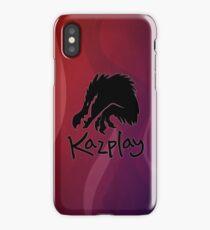 Kazplay Logo iPhone Case