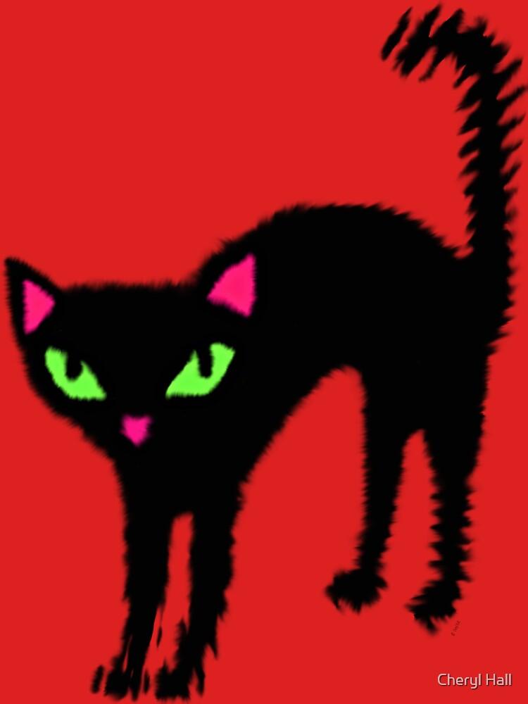 FRAIDY CAT by cmhall