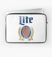 LITE (A FINE PILSNER) BEER Laptop Sleeve