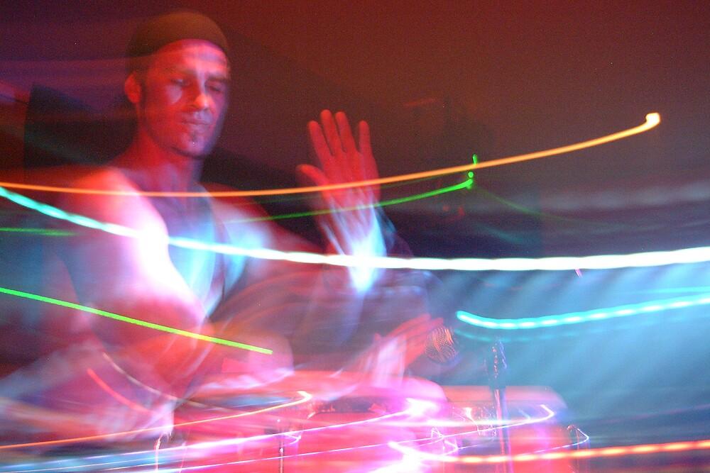Drummer by skydiamond