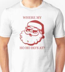 Pimp Santa T-Shirt