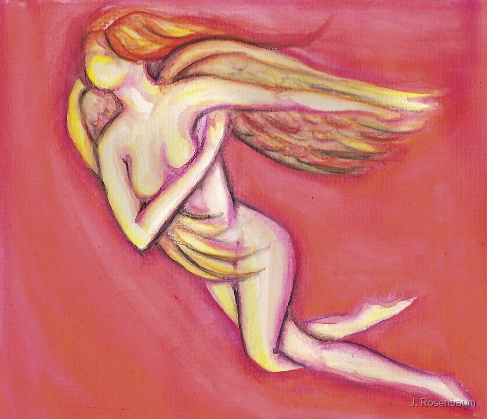 Happy Nude Year by J. Rosenbaum