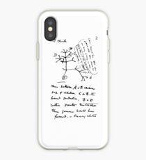 Darwin's tree iPhone Case