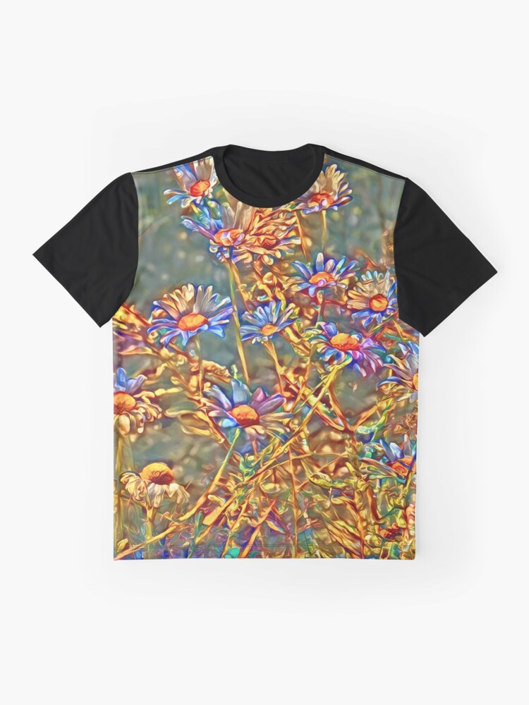 Alternate view of  Wildflowers Graphic T-Shirt