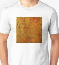 Enthroned Ruler at the Anthropological Museum in Mexico City Unisex T-Shirt