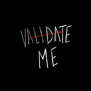 ValiDATE Me by khantee