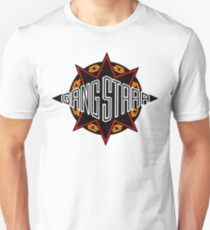 Gang Starr high quality logo T-Shirt