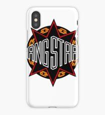 Gang Starr high quality logo iPhone Case/Skin