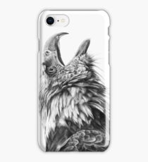 Screaming Eagle iPhone Case/Skin