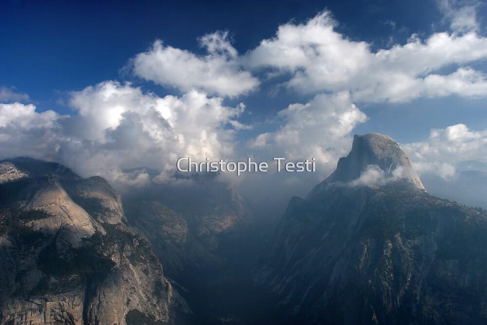 Glacier Point by Christophe Testi