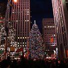 Rockefeller Center NYC by tachamot