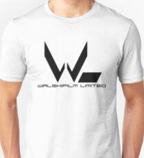 Black Walskifilm Logo Unisex T-Shirt
