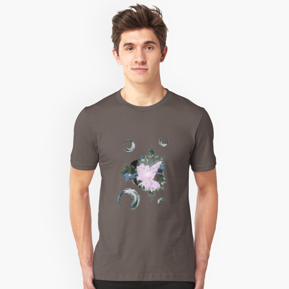 Abstract Angel Tee Unisex T-Shirt Front