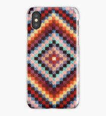 Mexican seamless pattern iPhone Case