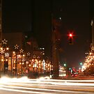 Christmas Lights by Teresa Zieba