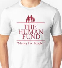 The Human Fund - Seinfeld Unisex T-Shirt