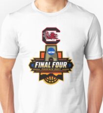 south carolina final four Unisex T-Shirt