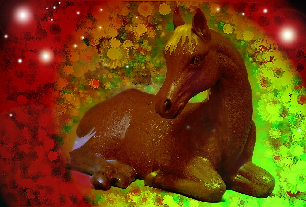 Night Horse. by EmilyWinter