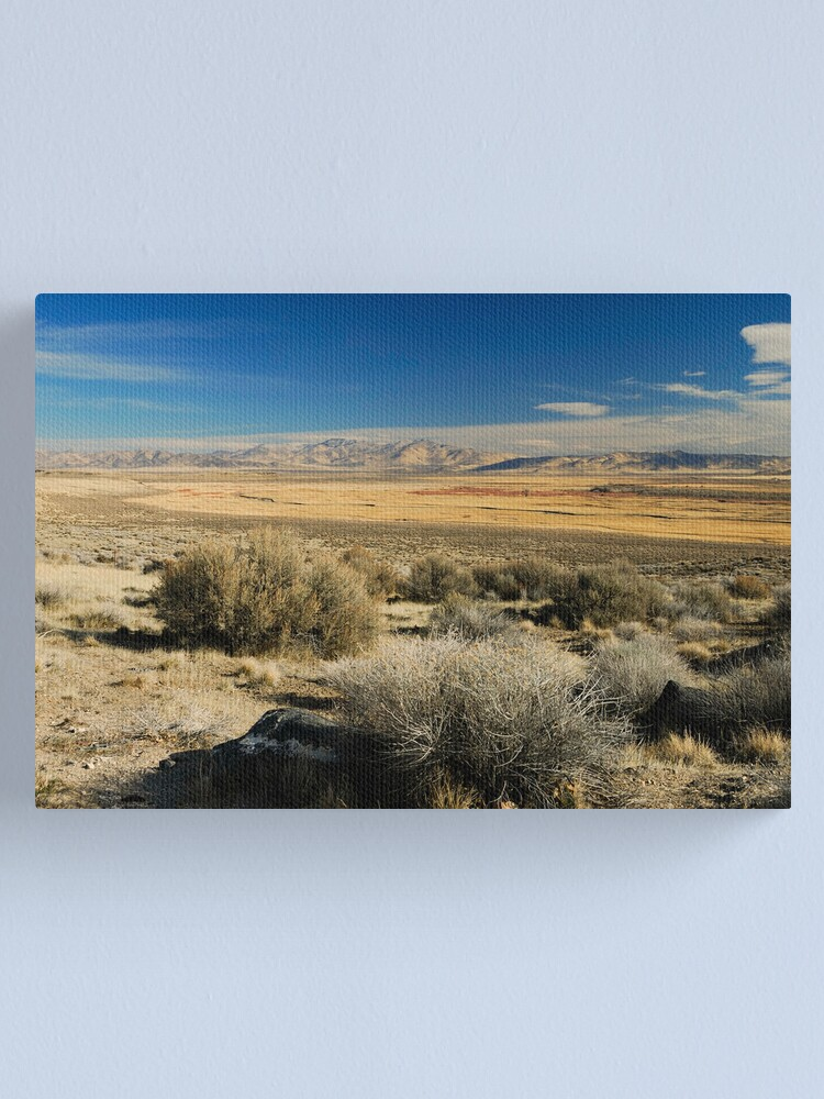 Alternate view of Driving Forward Canvas Print