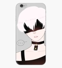 nier automata 9s iPhone Case