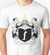 Gilman Coat of Arms Unisex T-Shirt
