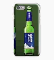 Snow Beer iPhone Case/Skin