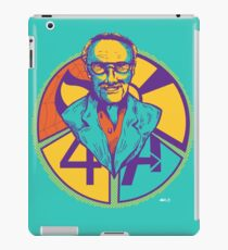 "Stan ""The Man"" Lee iPad Case/Skin"