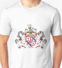 Glas Coat of Arms Unisex T-Shirt