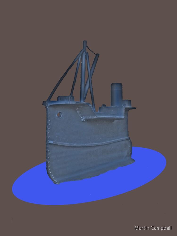 Boat II by mrbecker