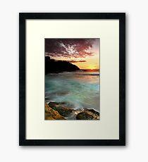 Tamarama Morn Framed Print