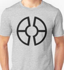 Communicore Logo - Black Unisex T-Shirt